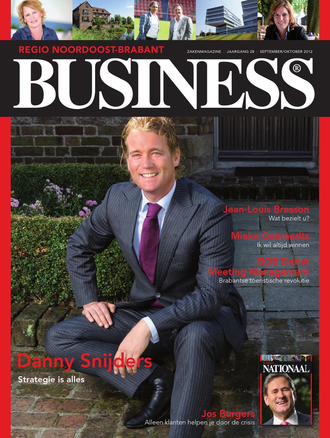 Regio Business Midden-Brabant nov/dec 2012 by Regio Business - issuu