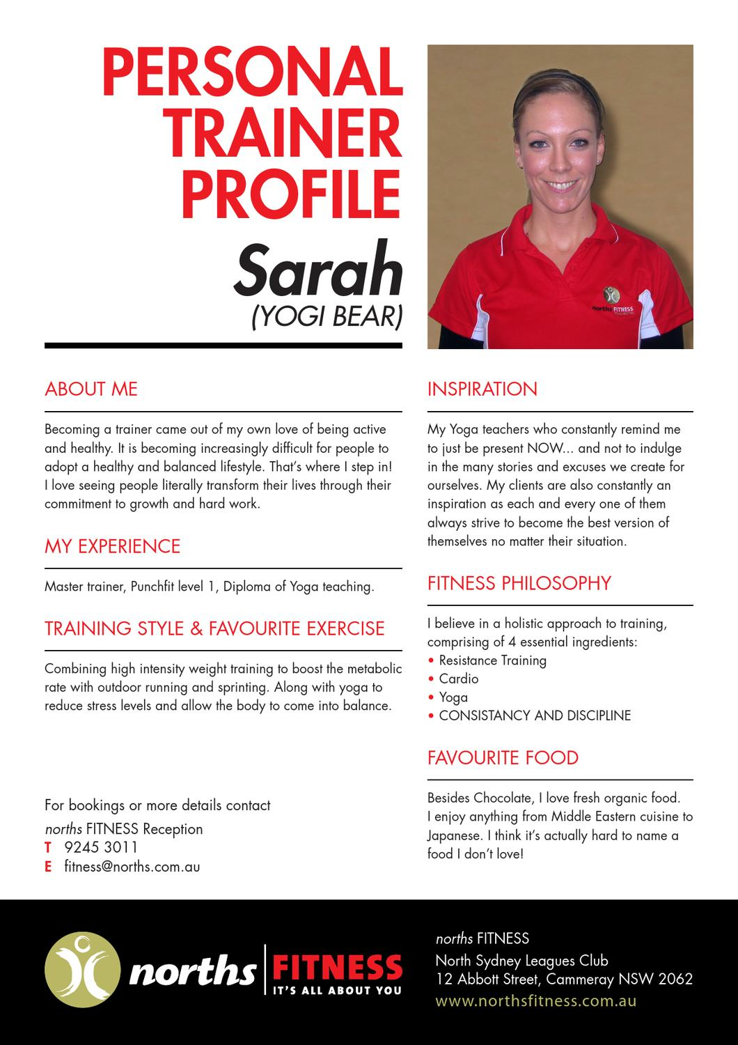 trainer personal training profiles profile dwelling chicago issuu web