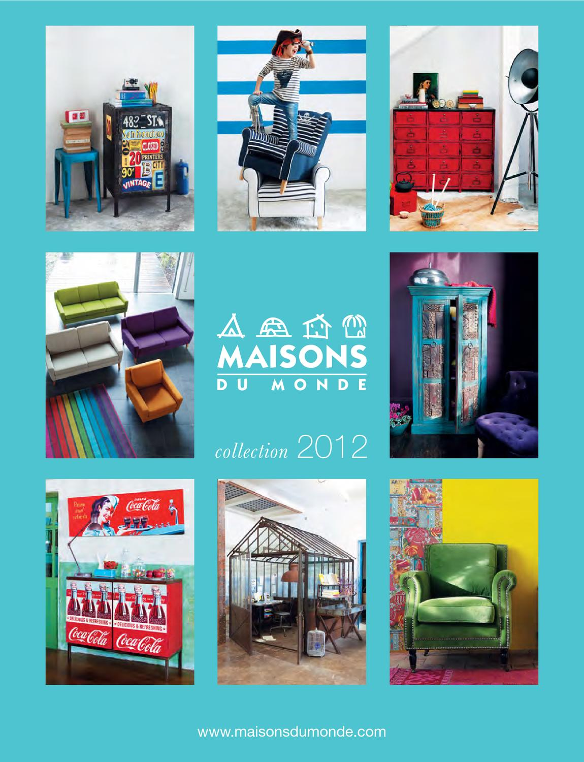 Maison du monde by zarko milic issuu for Bar planteur maison du monde