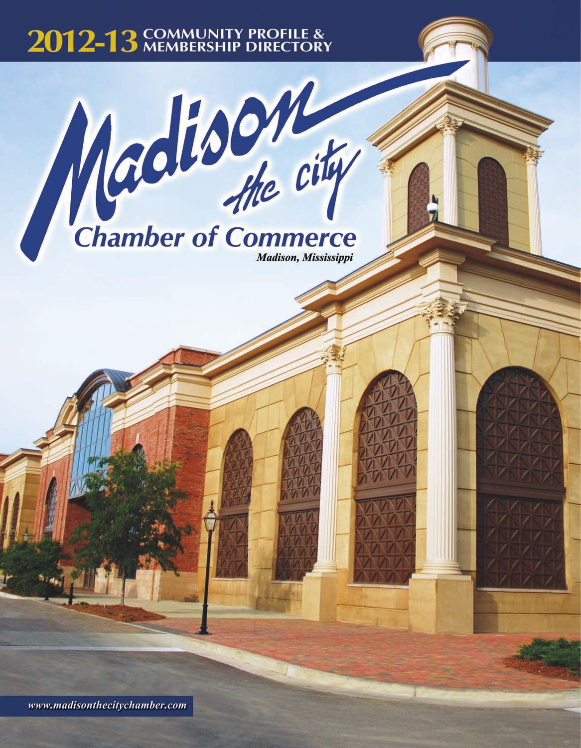 Madison Ms Community Profile By Townsquare Publications