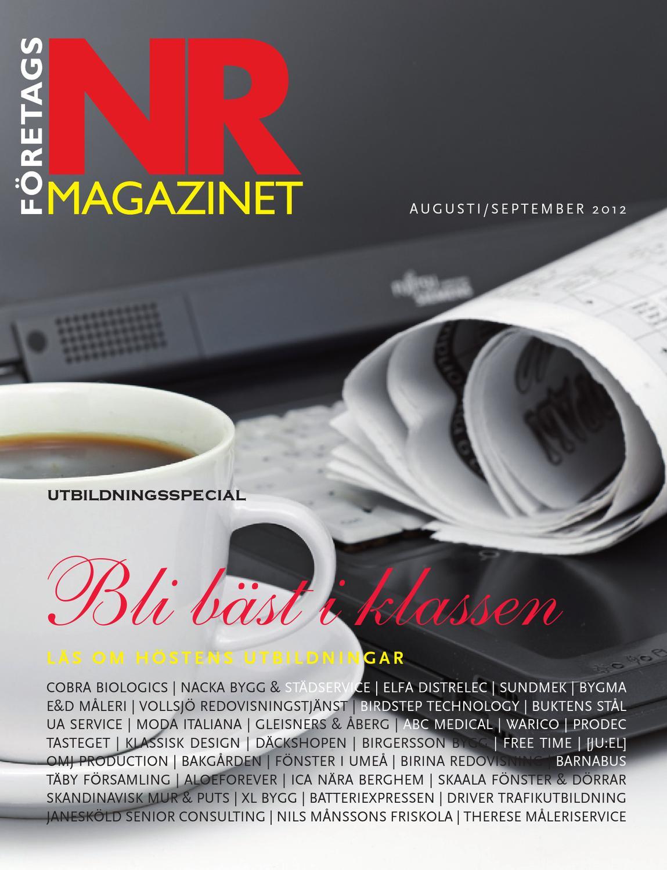Företagsmagazinet NR 1-2013 by Företagsmagazinet - issuu