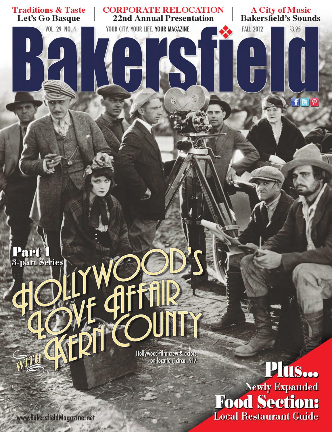 Bakersfield magazine 29 4 corporate relocation by for Bakersfield home magazine