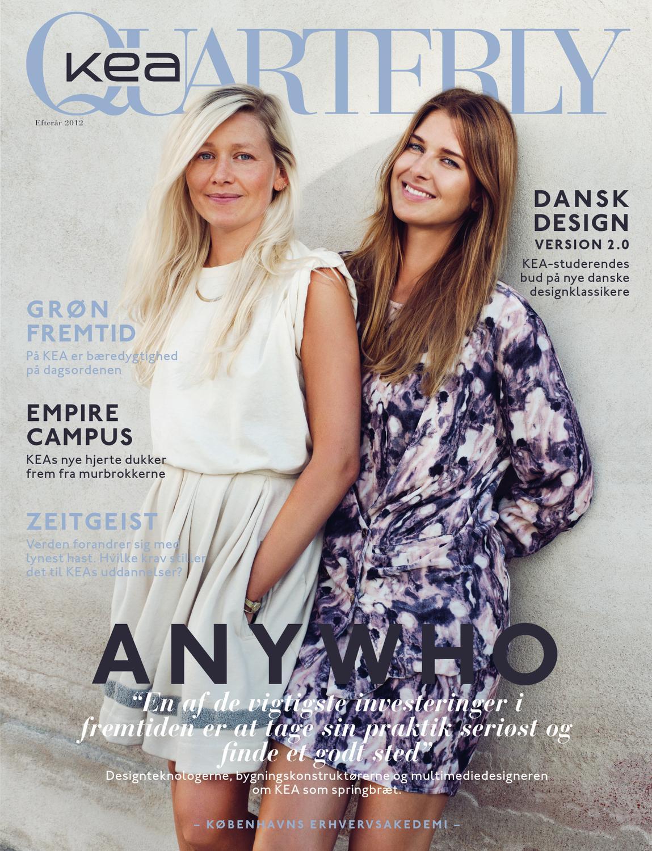 KEA Quarterly by Københavns Erhvervsakademi - issuu