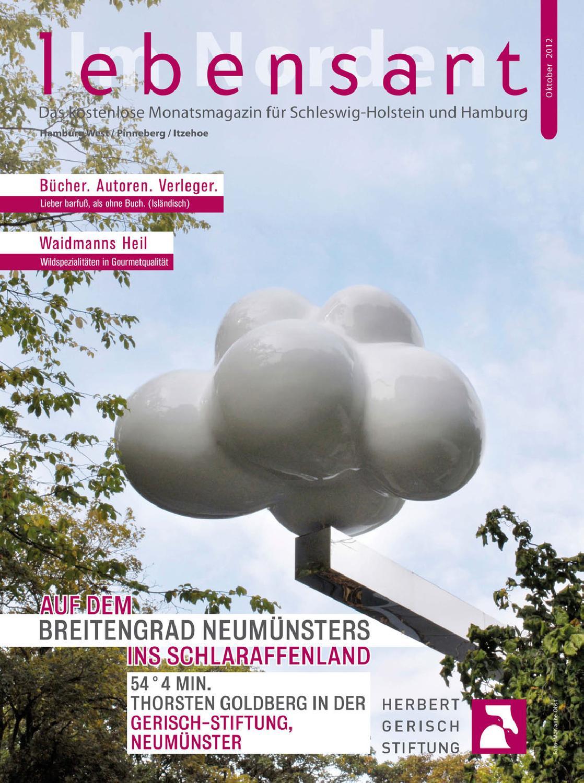lebensart im norden, hhw, oktober 2012verlagskontor schleswig
