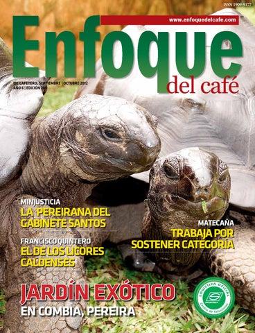 Edición 28 Revista Enfoque del Café