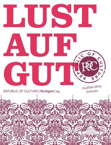 LUST AUF GUT Magazin | Stuttgart Nr. 14