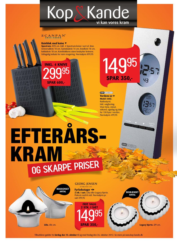 Kop & Kandes tilbudsavis uge 42 2012 by Kop & Kande - issuu