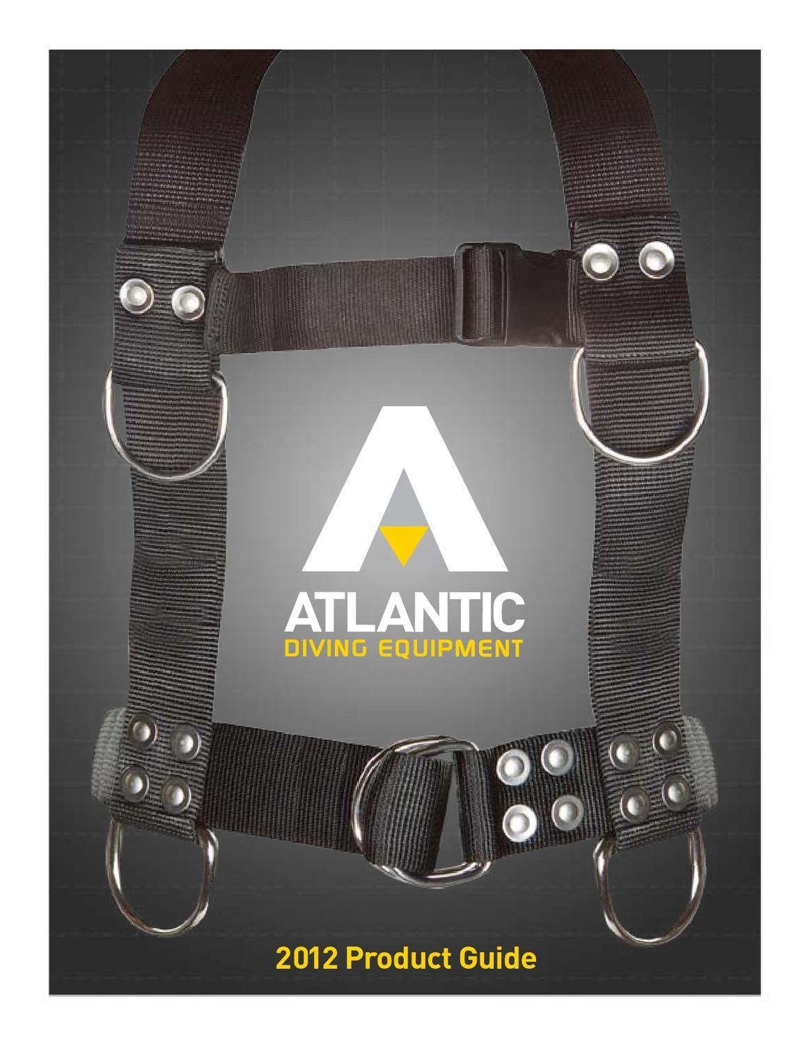 atlantic diving equipment consumer catalog by xs scuba. Black Bedroom Furniture Sets. Home Design Ideas
