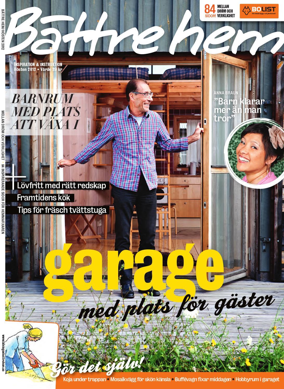 Bättre hem nr 2 2012 by baluba branded content   issuu