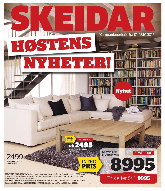 Skeidar_nord_tom_23oktober by Postkassereklame.no - issuu