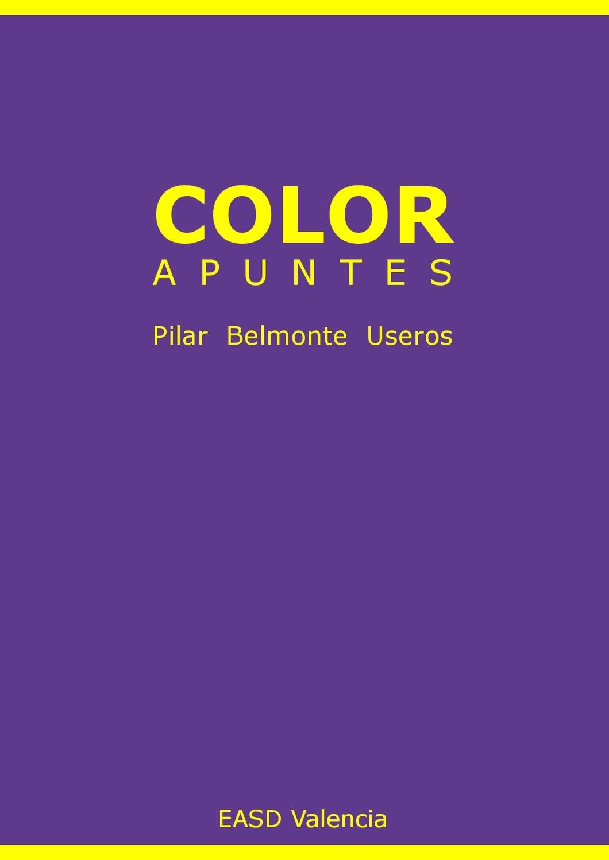 Apuntes de teoria del color by v ctor zacar s pamblanco issuu - Easd valencia ...