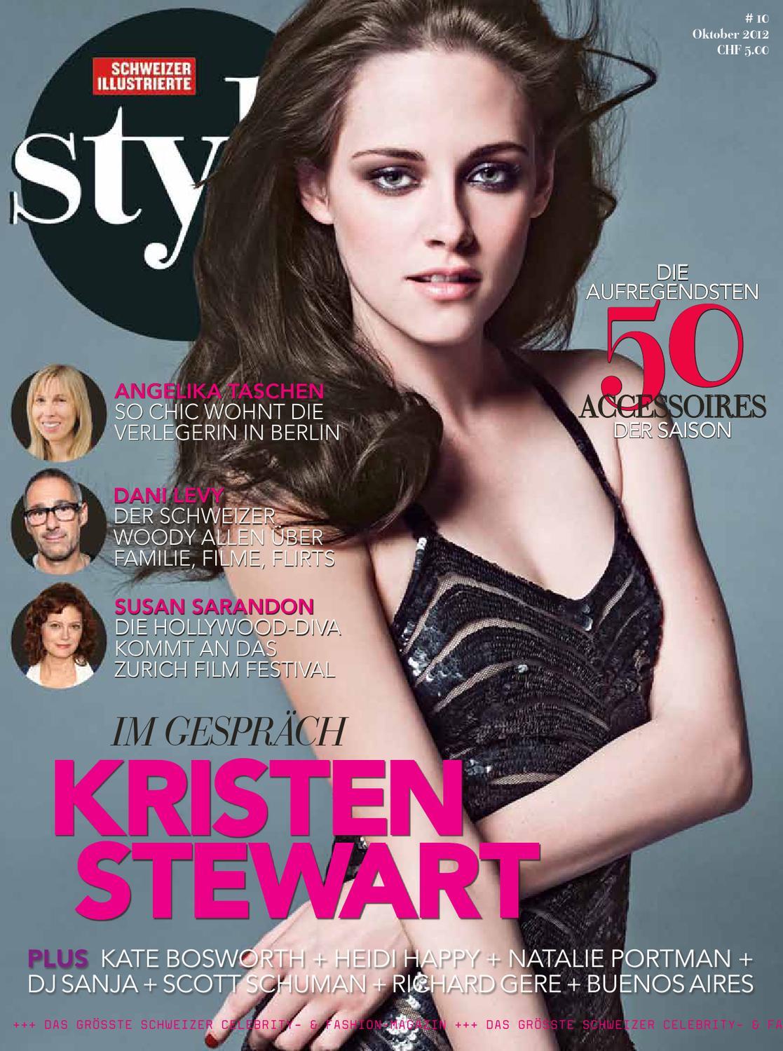 Si style 2011 11 by schweizer illustrierte   issuu
