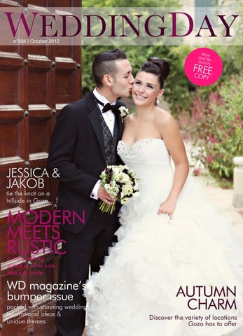 Free magazine WeddingDay magazine