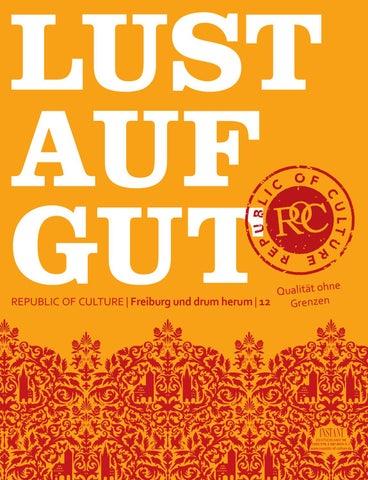 LUST AUF GUT Magazin | Freiburg Nr. 12