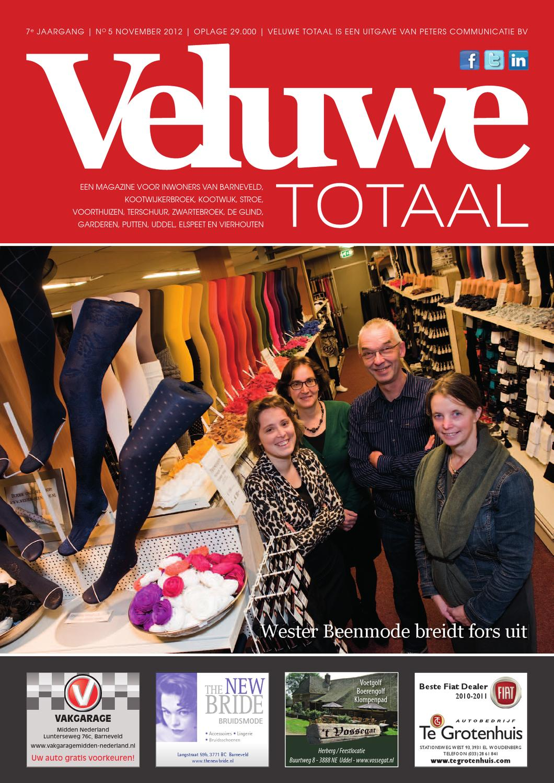 Veluwe Totaal november 2012 by Peters Communicatie - issuu