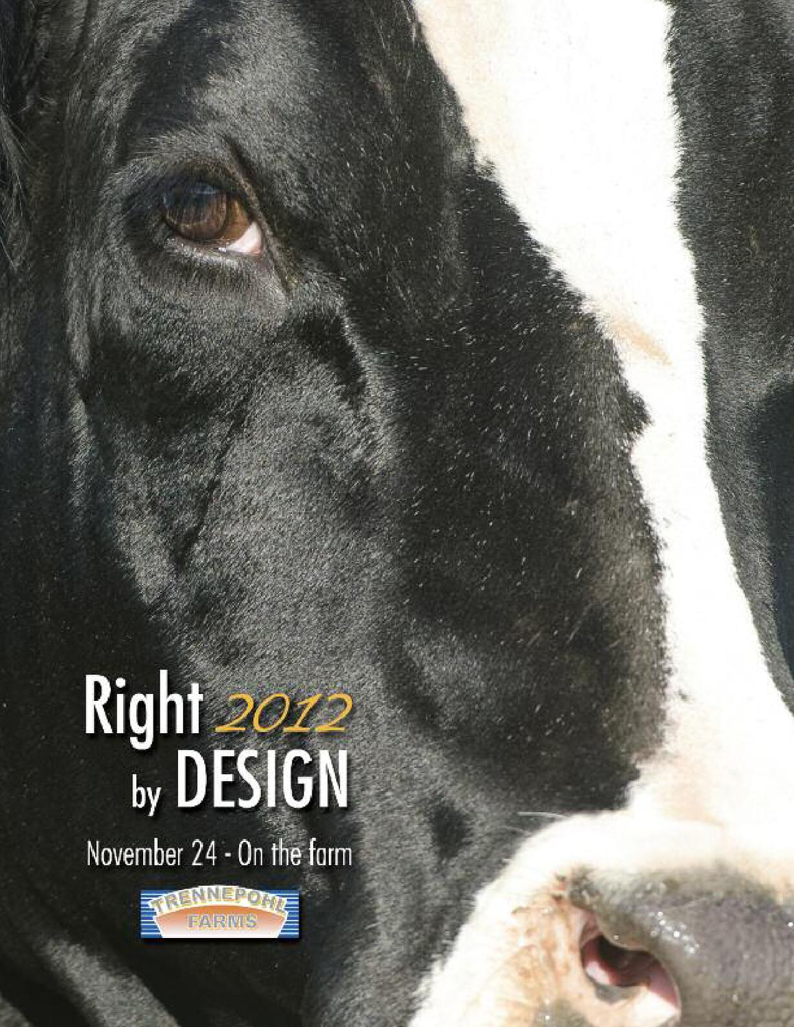 Trennepohl farms right by design sale by craig reiter   issuu