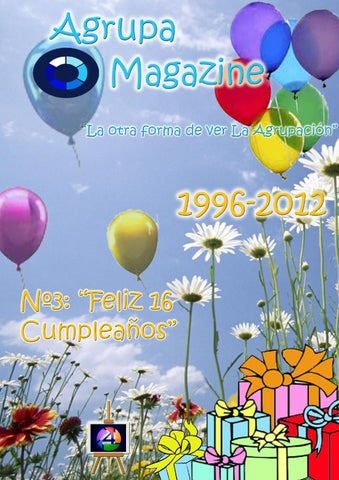 Nº3 Agrupa Magazine