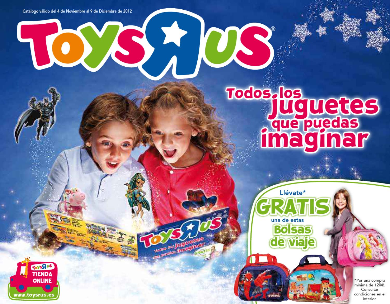 Esp 2012 catalogo navidad by issuu for Piscina de bolas toysrus