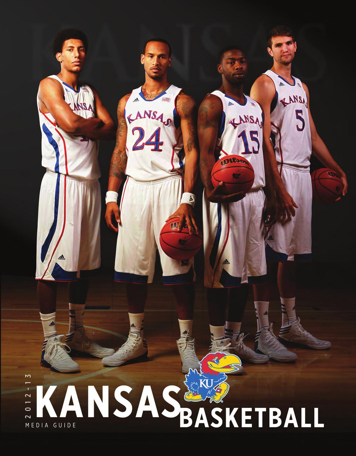 2011 12 kansas men s basketball media guide by kansas jayhawks issuu