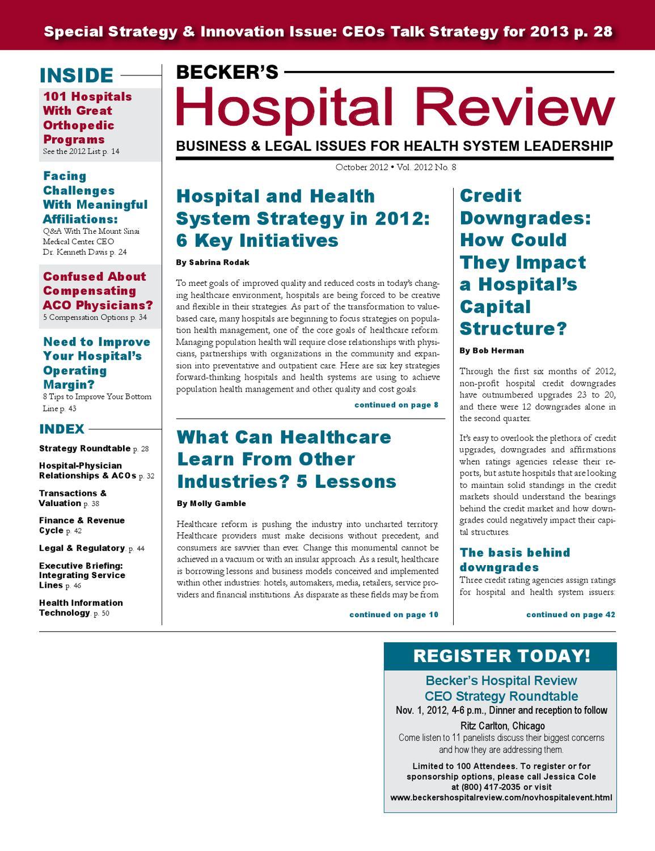 Becker 39 s hospital review october 2012 by becker 39 s for Becker study plan