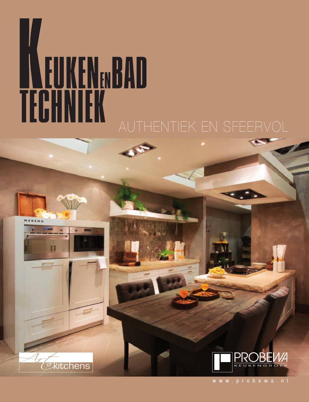 Keuken en badtechbniek no.5 november 2012 by uitgeverij de schouw ...