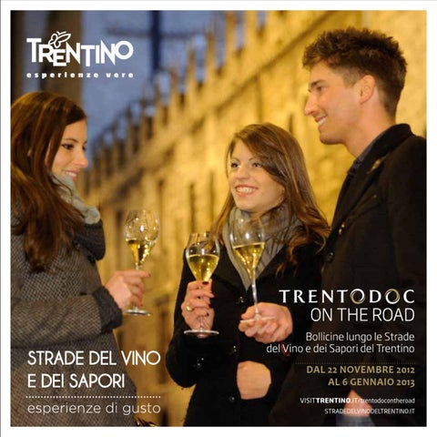 TRENTODOC on the road 2012-2013