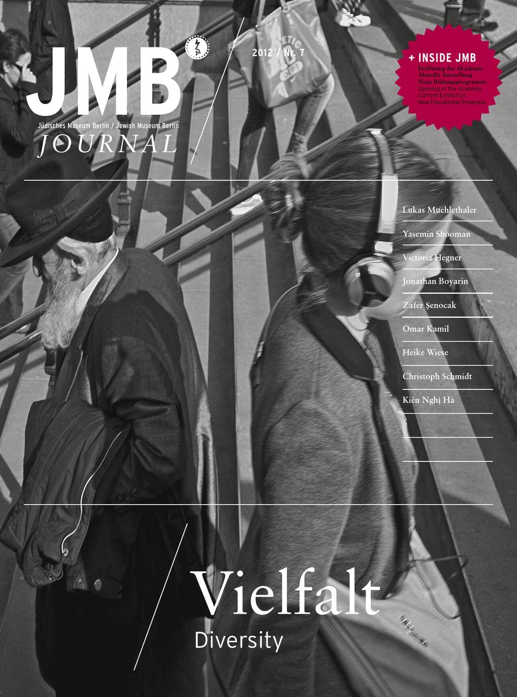 Jewish museum berlin: jmb journal nr. 8 by jewish museum berlin ...