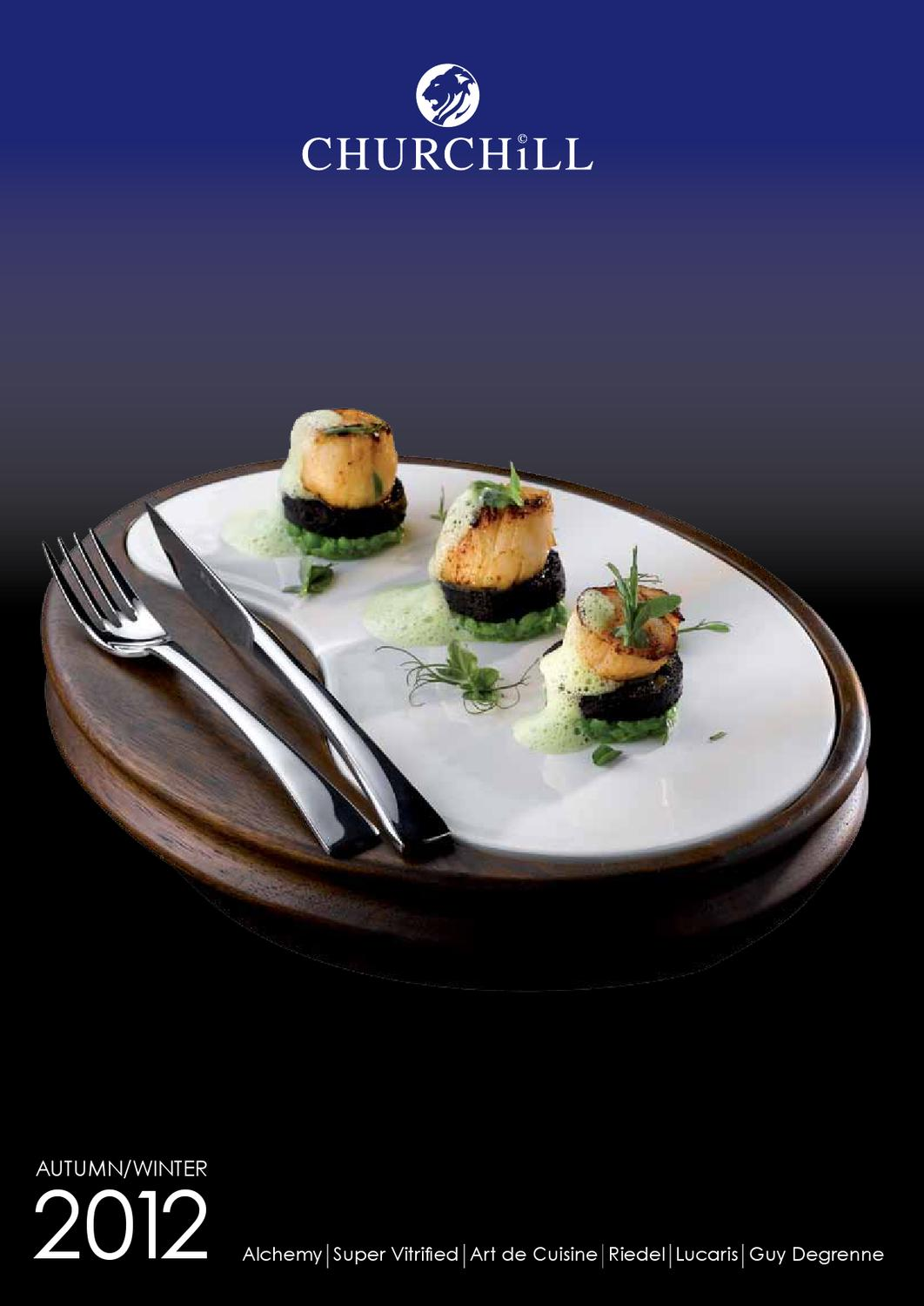 Katalog churchill porculan by snje ana vehar issuu for Art de cuisine vitrified stoneware