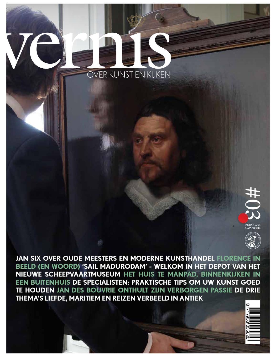 Vernis magazine, edition#6 by koninklijke vhok   issuu