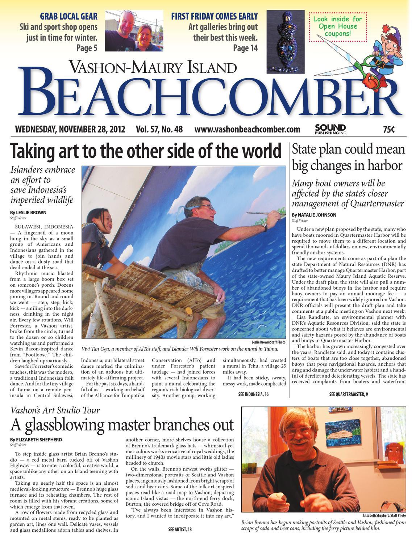 ^ Vashon-Maury Island Beachcomber, November 28, 2012 by Sound ...
