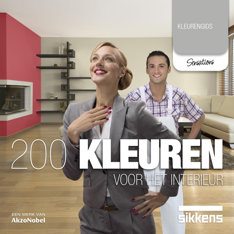 200 Kleuren voor het interieur by AVM - issuu