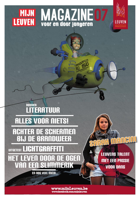 Mijnleuven magazine 7 by vleugelf/mijnleuven   issuu