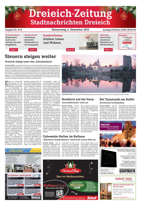 DZ_Online_049_B by Dreieich-Zeitung/Offenbach-Journal - issuu