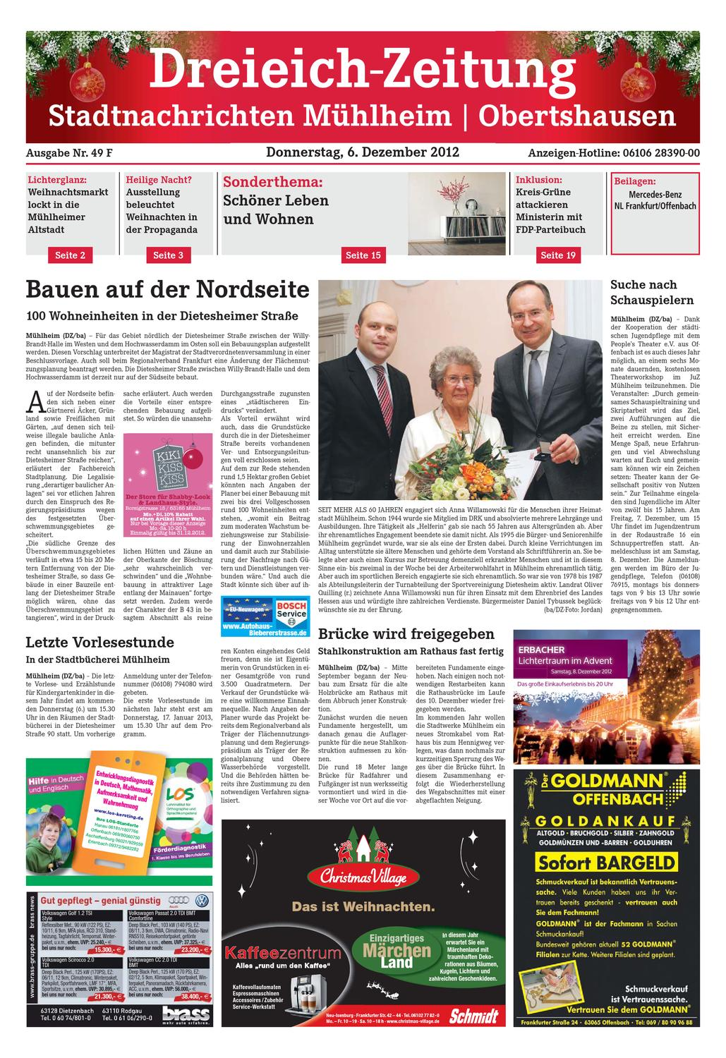 ^ DZ_Online_049_F by Dreieich-Zeitung/Offenbach-Journal - issuu