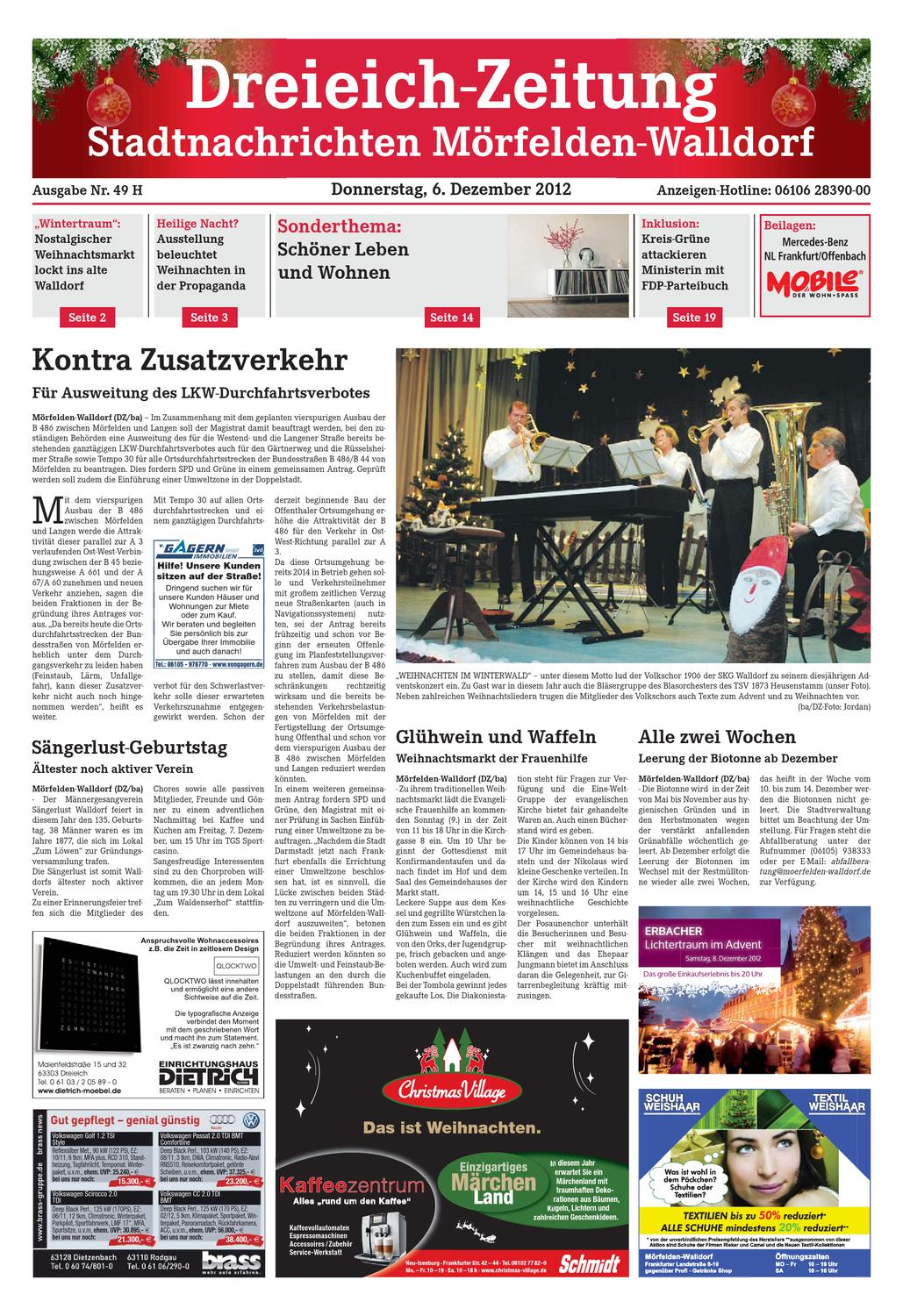 ^ DZ_Online_049_H by Dreieich-Zeitung/Offenbach-Journal - issuu