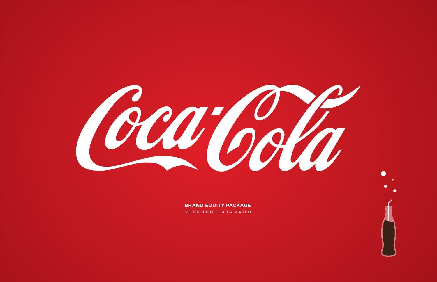 brand equity of coca cola The global value of the coca-cola brand rose from $4141 billion in 2006 to $8384 in 2015, according to millward brown, kantar and bloomberg.