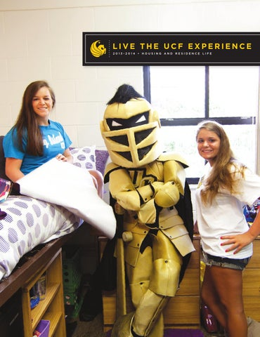 UCF Housing Brochure 2012