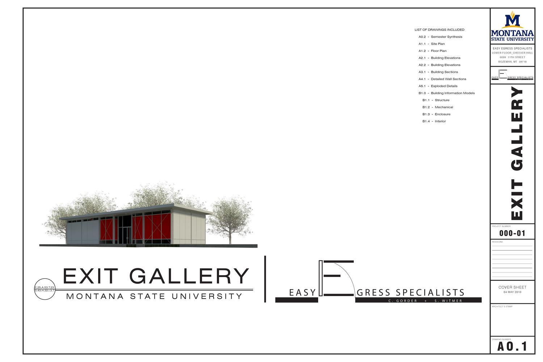 msu exit gallery