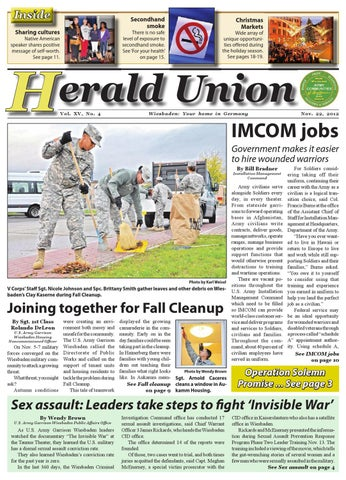 Nov. 22, 2012 - Herald Union