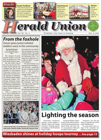 Dec. 6, 2012 - Herald Union