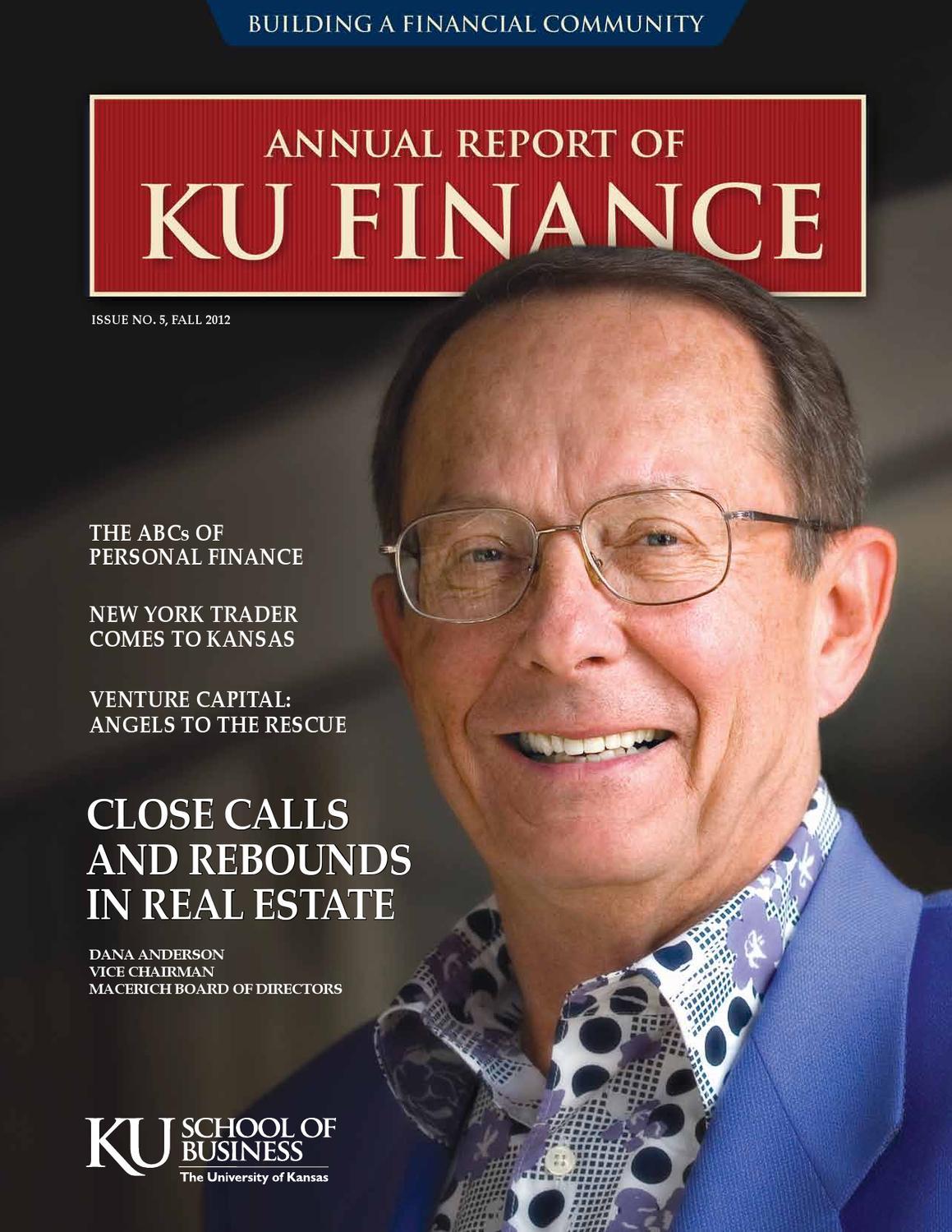 ku finance by ku school of business issuu