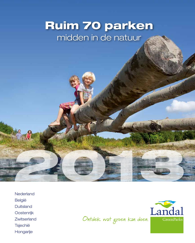 Brochure landal greenparks by landal greenparks   issuu