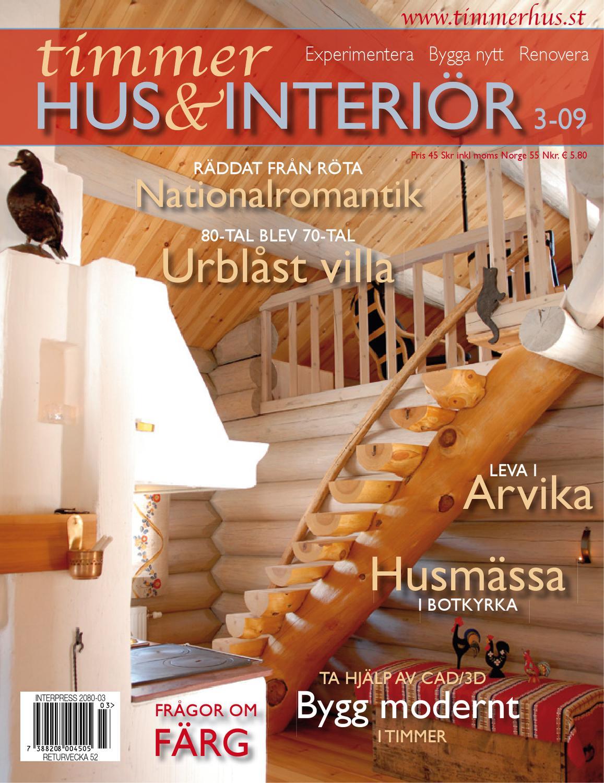 Timmerhus & interiör 10 3 by timmerhus & interior   issuu