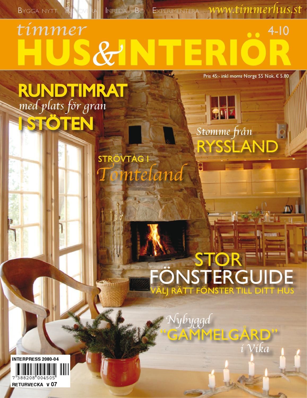 Timmerhus & interiör 10 2 by timmerhus & interior   issuu
