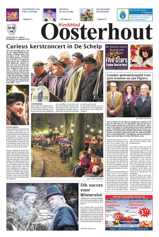 Weekblad de brug   week 4 2016 (editie zwijndrecht) by uitgeverij ...