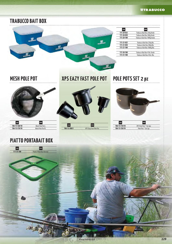 Catalogo trabucco fishing 2013 by trabucco fishing for Trabucco arredamenti catalogo