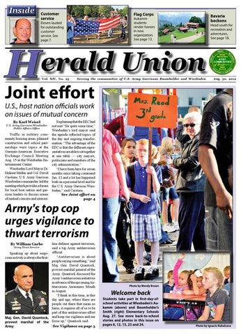 Aug. 30, 2012 - Herald Union