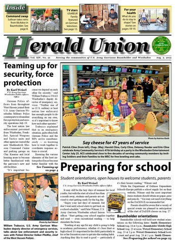 Aug. 2, 2012 - Herald Union
