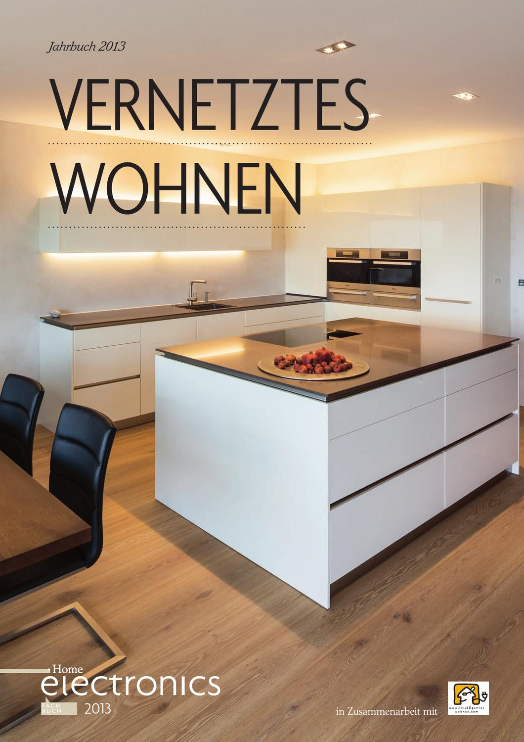 jahrbuch vernetztes wohnen 2013 by p a media ag issuu. Black Bedroom Furniture Sets. Home Design Ideas