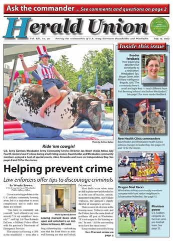 July 19, 2012 - Herald Union